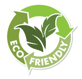 Maids2000 - Eco-Clean - Eco-Friendly Logo