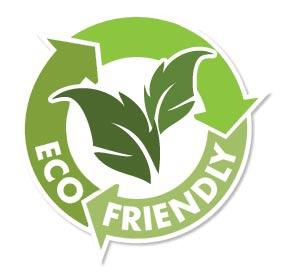 Maids2000 - Eco-Clean - Eco-Friendly Logo