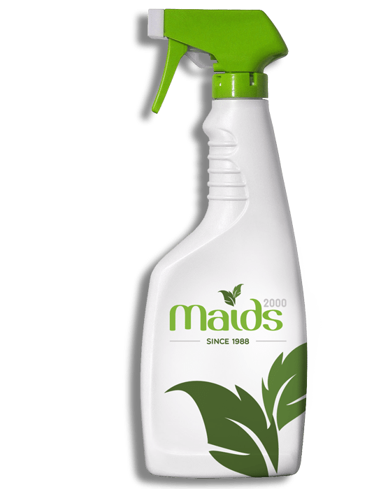 Maids2000 - Eco-Clean Products - Pet Friendly - Spray Bottle Image