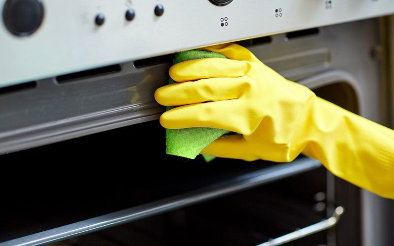 Maids2000 - Services - Special Request Cleaning - Oven Cleaning Image