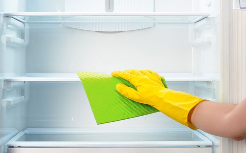 Maids2000 - Services - Special Request Cleaning - Refrigerator Cleaning Image