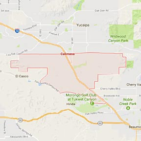 Calimesa Maid Service - California House Cleaning - Maids2000 - google - maps