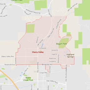Cherry Valley Maid Service - California - google - maps